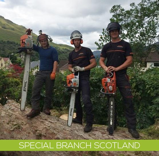 special branch scotland team